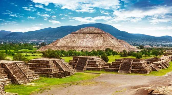 Quarantining in Mexico, But Still …Places to Go and People to See