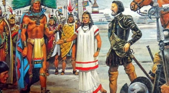 Malinche and the Spanish Conquest of Mexico