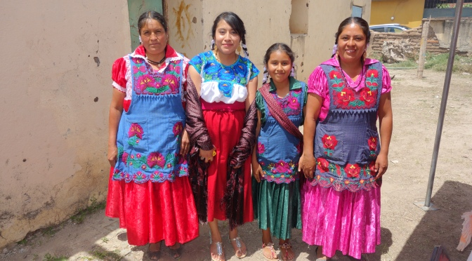 Women in Rural Oaxaca Wield the Power