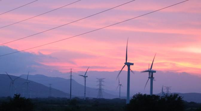 Mexico's Green Energy -Potential, Promise, Problems