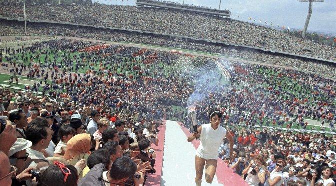 Mexico City Olympics – 1968