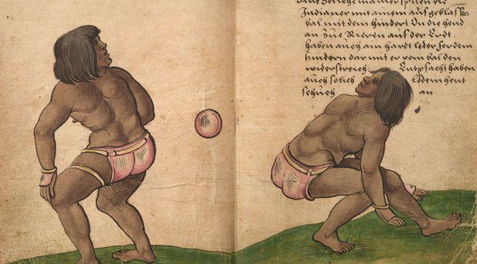 Play Ball!  Play Mesoamerican Ball!  Play Ulama!